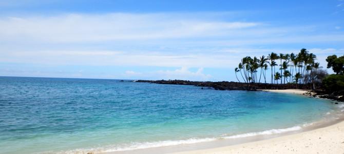コハラ・コーストの秘密のビーチ